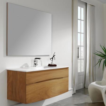 O design meuble suspendu iroko1200 simac home design for Mr propre salle de bain