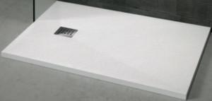 PLATEAU DE DOUCHE PRAGA SOLID SURFACE 200*100*4 cm