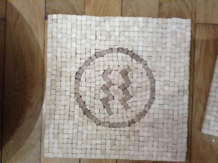 rosace 01 simac home design carrelages pierres naturelles terres cuites et am nagement. Black Bedroom Furniture Sets. Home Design Ideas
